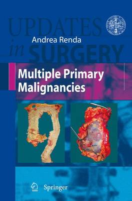 Multiple Primary Malignancies - Updates in Surgery (Paperback)