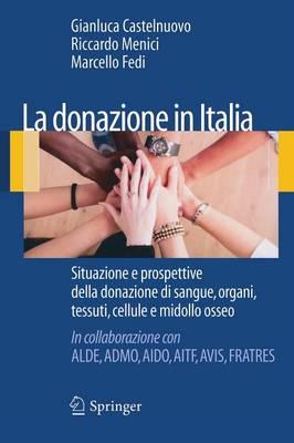 La Donazione in Italia (Paperback)