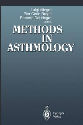 Methods in Asthmology (Paperback)
