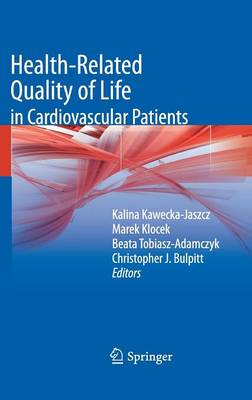Health-related quality of life in cardiovascular patients (Hardback)