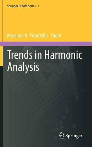 Trends in Harmonic Analysis - Springer INdAM Series 3 (Hardback)