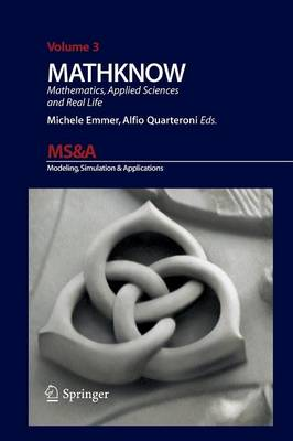 MATHKNOW: Mathematics, Applied Science and Real Life - MS&A 3 (Paperback)