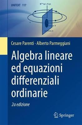 Algebra Lineare Ed Equazioni Differenziali Ordinarie (Paperback)