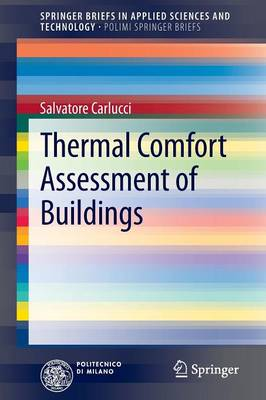 Thermal Comfort Assessment of Buildings - SpringerBriefs in Applied Sciences and Technology (Paperback)