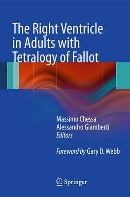 The Right Ventricle in Adults with Tetralogy of Fallot (Paperback)