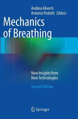 Mechanics of Breathing: New Insights from New Technologies (Paperback)