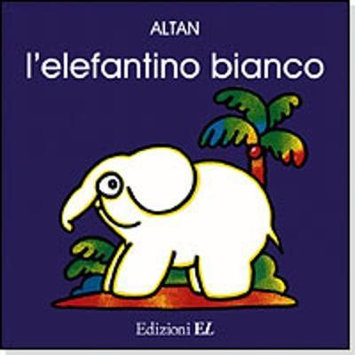Il Primo Libro DI Kika: L'Elefantino Bianco (Hardback)