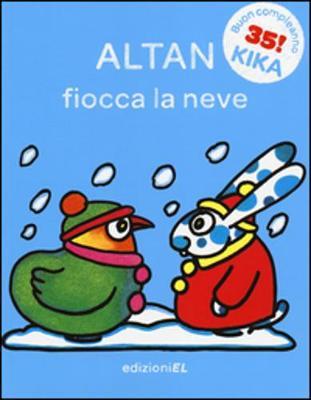 La Pimpa books: Fiocca la neve (Paperback)