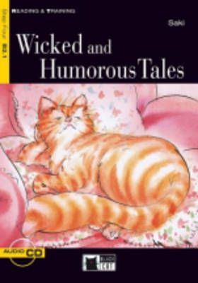 Reading + Training: Wicked and Humorous Tales + Audio CD