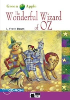 Green Apple: The Wonderful Wizard of Oz + Audio CD/CD-Rom (CD-ROM)