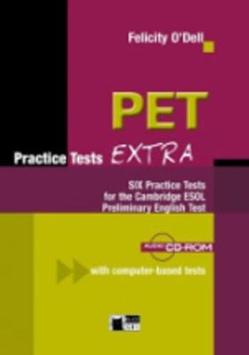PET Practice Tests EXTRA: Student's Book + audio CD