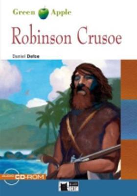 Green Apple: Robinson Crusoe + audio CD/CD-ROM (CD-ROM)