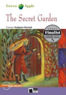 Green Apple: The Secret Garden + audio CD/CD-ROM (CD-ROM)