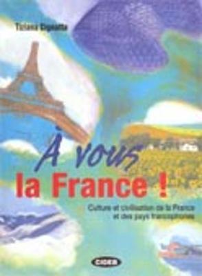 A vous la France - Livre & CD