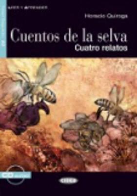 Leer y aprender: Cuentos de la selva + CD