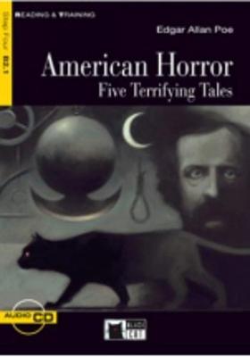 Reading & Training: American Horror. Five Terrifying Tales + audio CD