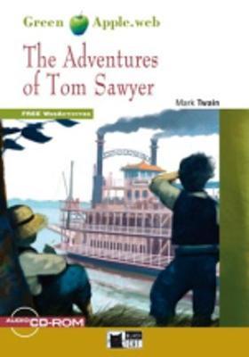 Green Apple: The Adventures of Tom Sawyer + audio CD/CD-ROM + App (CD-ROM)
