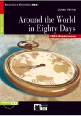Reading & Training: Around the World in Eighty Days + audio CD/CD-ROM (CD-ROM)