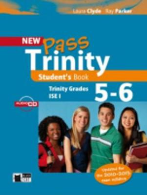 New Pass Trinity: Student's Book + audio CD Grades 5-6