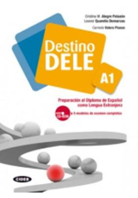 Destino DELE: Libro A1 + audio CD-ROM (CD-ROM)