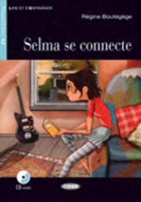 Selma se connecte - Book & CD