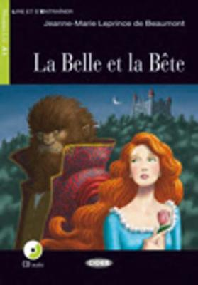 La Belle Et La Bete - Book & CD
