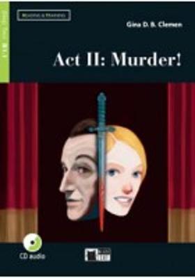 Reading & Training: Act II: Murder! + CD