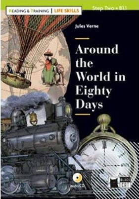 Reading & Training - Life Skills: Around the World in Eighty Days + CD