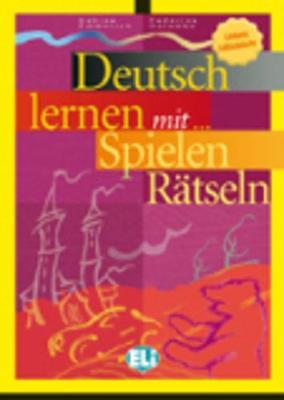 Deutsch lernen... mit Spielen und Ratseln: Book 2 (Paperback)