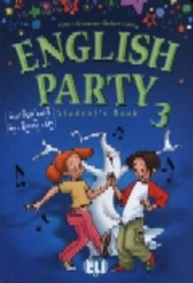 English Party: Student's Book 3 (Paperback)