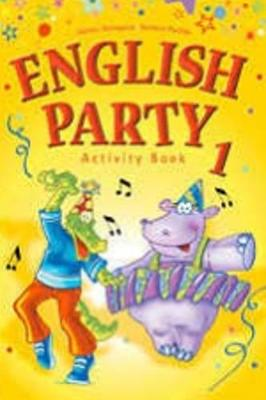 English Party: Activity Book 1 (Paperback)