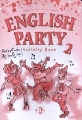 English Party: Activity Book 2 (Paperback)