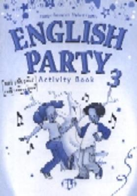 English Party: Activity Book 3 (Paperback)
