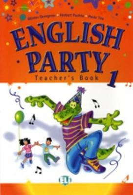 English Party: Teacher's Book 1 (Paperback)
