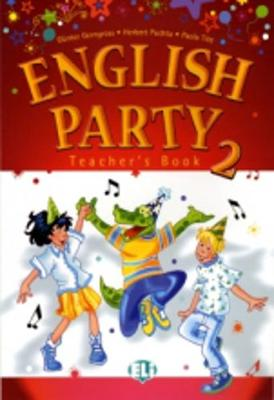 English Party: Teacher's Book 2 (Paperback)