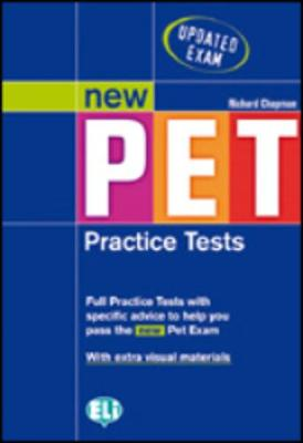 Pet Practice Tests: Practice Tests (with Keys) + Audio Cds (2)