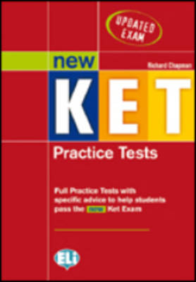 KET Practice Tests: Practice Tests (without Keys) + audio CD
