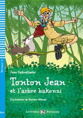 Tonton Jean et l'arbre Bakonzi + CD