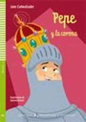 Pepe y la corona + CD