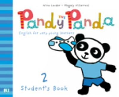 Pandy the Panda: Student's book 2 + song audio CD