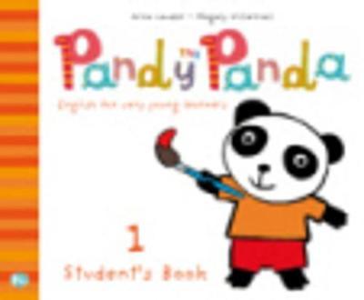 Pandy the Panda: Activity book 1 (Paperback)