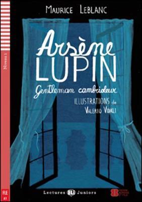 Arsene Lupin, gentleman cambrioleur + CD