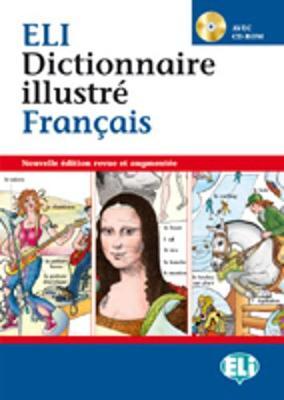 Eli Picture Dictionary & CD-Rom: Dictionnaire Illustre + CD-Rom