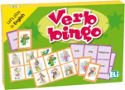 ELI Language Games: Verb Bingo