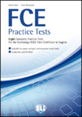 Fce Buster: Fce Practice Tests + CD-Rom (CD-ROM)