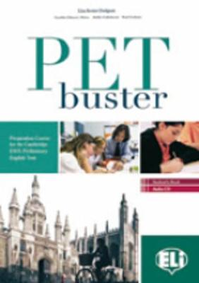 PET Buster: PET Buster Self Study Edition with Answer Key
