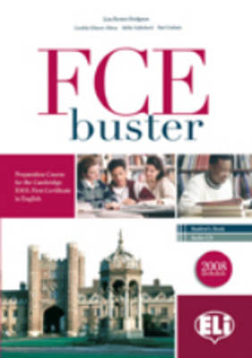 Fce Buster: Student'S Book + Audio Cds (2)