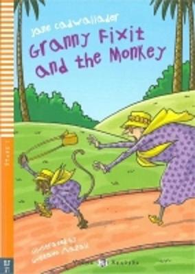 Granny Fixit and the Monkey + CD