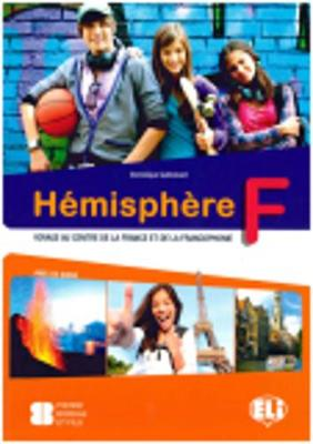 Hemisphere: Student's Book + audio CD