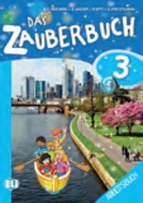 Das Zauberbuch: Arbeitsbuch 3 (Paperback)